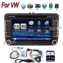 """VW GPS EOS """"2din"""