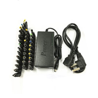 12 24V 96W Adjustable Voltage Power Adapter with 34 Standard Output Plugs Universal Power Supply Charger 100 240V Input