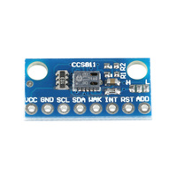 CCS811 Gas Sensor Module TVOC CO2 Ambient Air Quality Monitoring Wearable Smart Home