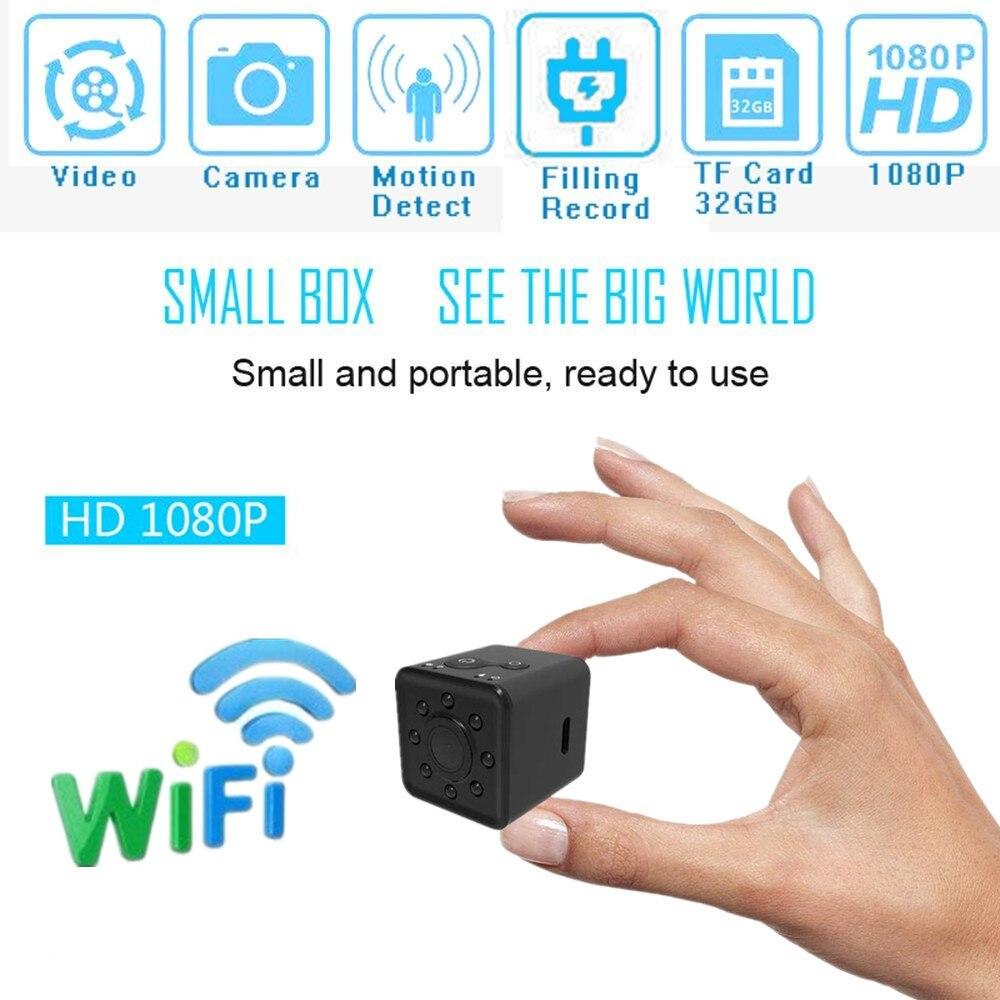 SQ13 HD mini kamera WIFI kleine 1080 p Weitwinkel kamera cam Wasserdichte MINI Camcorder SQ 13 DVR video Sport micro Camcorder