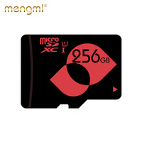 Mengmi Memory Card 256GB 90Mb/s Class10 U3/U1 4K Flash TF Micro SD Card Microsd Card for Phone with SDHC SDXC