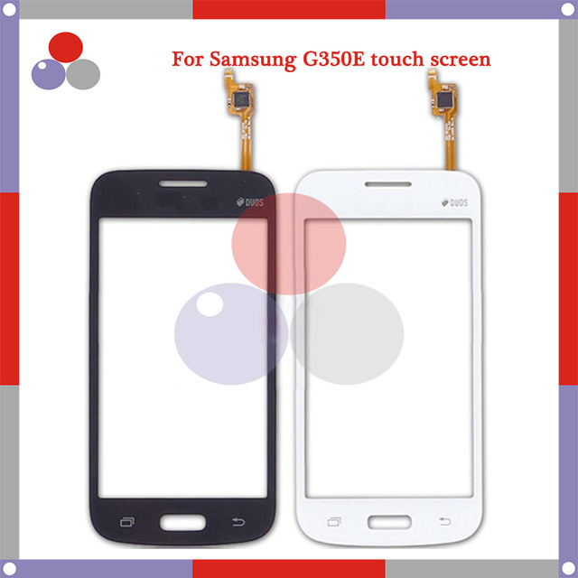 High Quality For Samsung Galaxy DUOS Star Advance G350E SM-G350E Touch Screen Panel Sensor Digitizer Outer Glass Lens