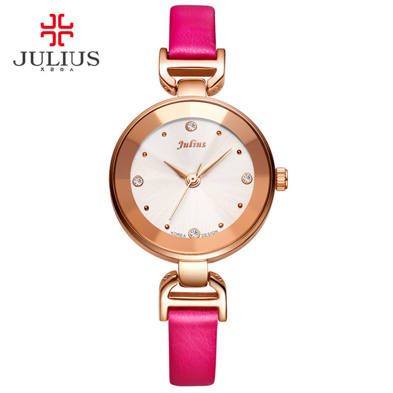 Quartz Watch Women Watches Brand Luxury Wristwatch Retro Geneva Black Watch Women Crystal Rose Gold Diamond Relojes Mujer JA-781