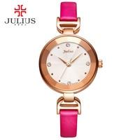 Quartz Watch Women Watches Brand Luxury Wristwatch Retro Geneva Black Watch Women Crystal Rose Gold Diamond Relojes Mujer JA 781