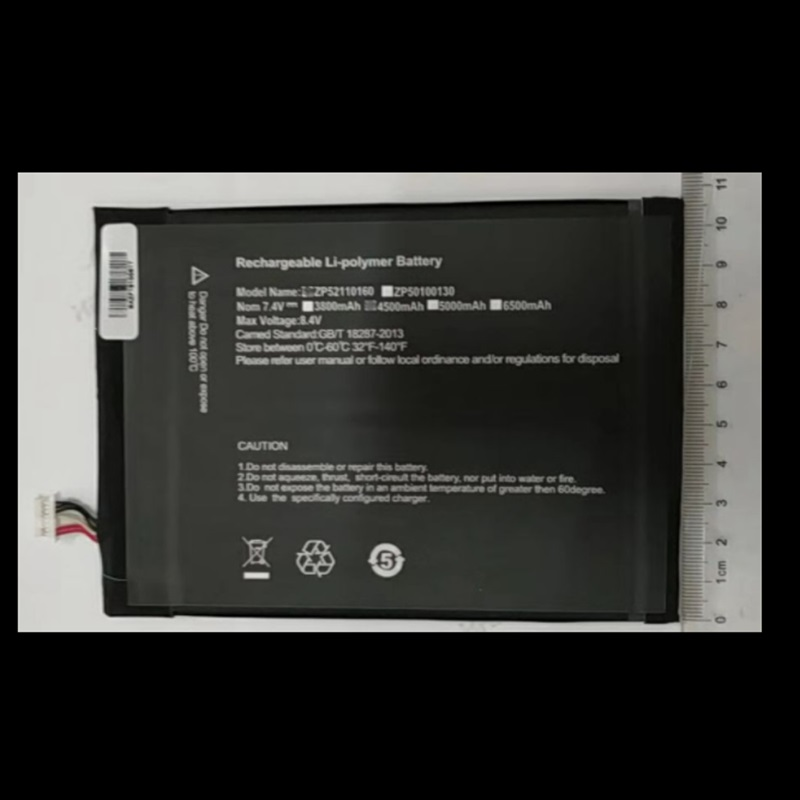 Battery for ALLDOCUBE Cube Knote 5 Tablet PC Kubi New Li Po Rechargeable Accumulator Replacement 7 6V 4200mAh NV 3064148 2S in Digital Batteries from Consumer Electronics