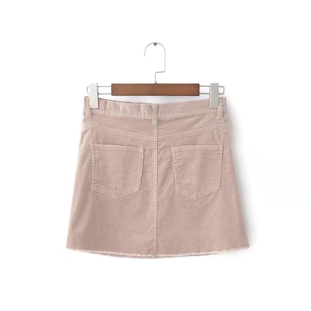 HTB1p1tkSFXXXXbOaXXXq6xXFXXXV - Pink pencil skirt zipper mini skirts womens PTC 201