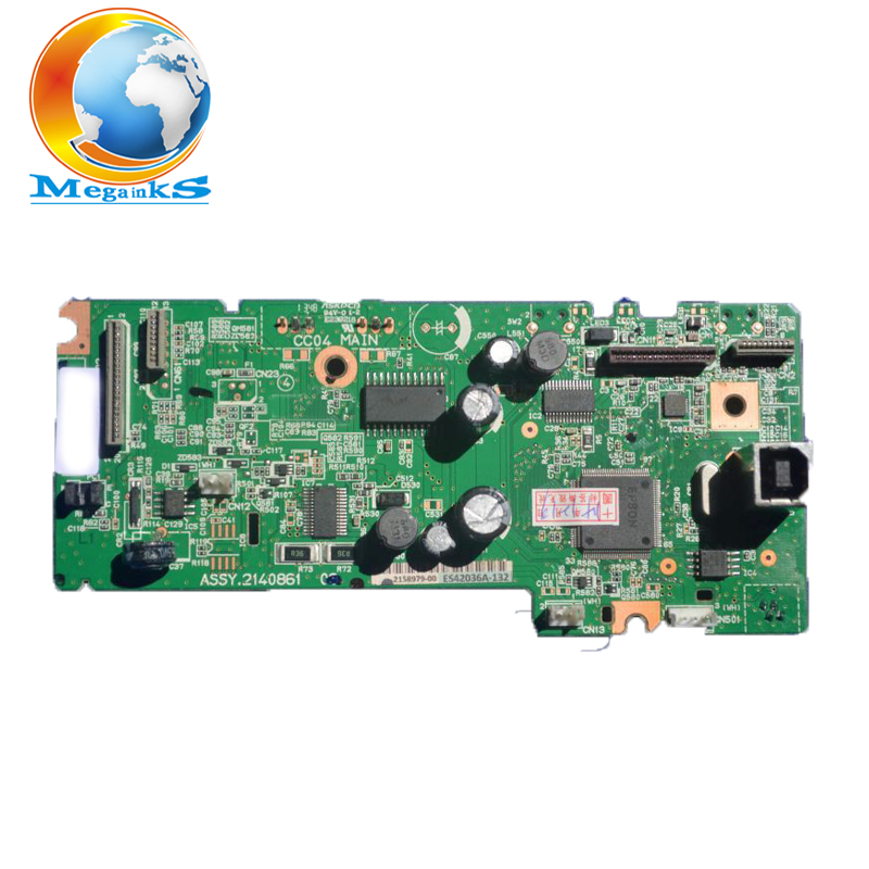 Main logic mother board For EPSON L110 L111 L300 L301 L303 ME10 L312 printer mainboard принтер струйный epson l312
