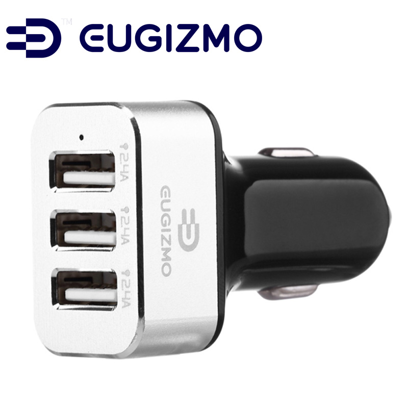 rapid charger iphone eugizmo universal 3 ports usb rapid car charger three 9814