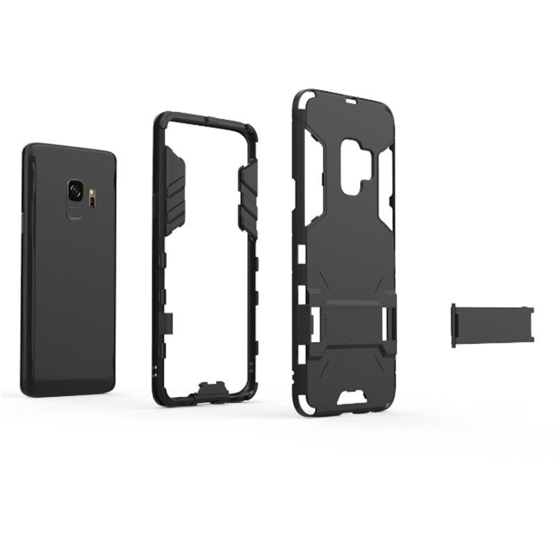 Telefonfodral för Huawei P20 Lite Case Dual Layer Soft TPU & Slim PC - Reservdelar och tillbehör för mobiltelefoner - Foto 5