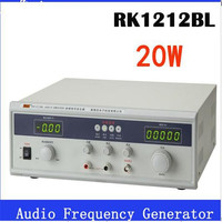 Rek 20W Audio Frequency Sweep Signal Generator Rk1212BL With Free Shipping