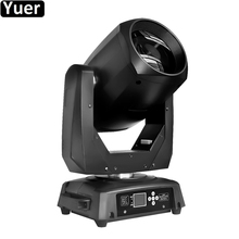 Stage Lighting 200W Beam Spot 2IN1 Moving Head Light DMX512 DJ Disco Light Rotated 8 Facet Prism Wedding Party Bar Club Lights