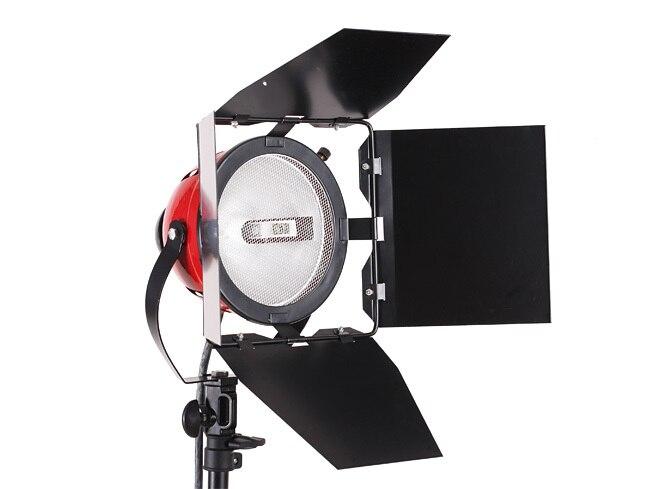bilder für Hohe Qualität 800 watt 220 V Roten Kopf Licht Kontinuierliche Beleuchtung Für Studio DSLR/SLR Kamera Fotografie beleuchtung