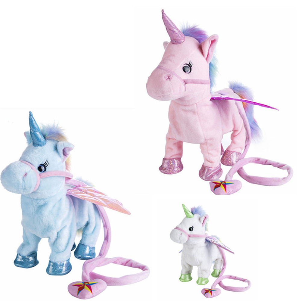 BABIQU-1pc-3tric-Walking-Unicorn-Plush-Toy-soft-Stuffed-Animal-Toy-Electronic-Music-Unicorn-Toy (2)__