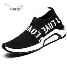 Women Men Sport Shoes Fashion Socks Sneakers Slip on Running For Walking Couple кроссовки