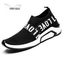 Women Men Sport Shoes Fashion Socks Sneakers Slip on Running Shoes For Men Women Walking Shoes Couple Sneakers кроссовки