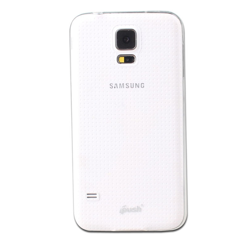 For Samsung I9600 S5 0.3mm Ultra thin Colorful Transparent