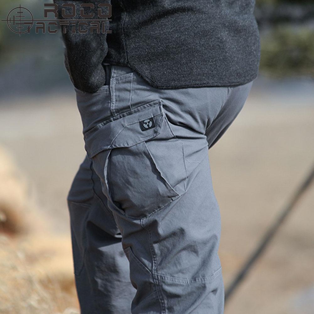 Pantalon tactique multi-poches pour hommes de haute qualité tactique pantalon Cargo militaire en vrac pantalon de randonnée Camping en plein air