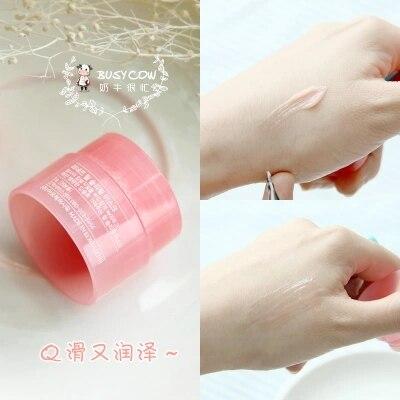 Korea night sleeping maintenance moistened the lips Pink Underarm Intimate Whitening Dark Nipple Bleaching Cream lip care 3