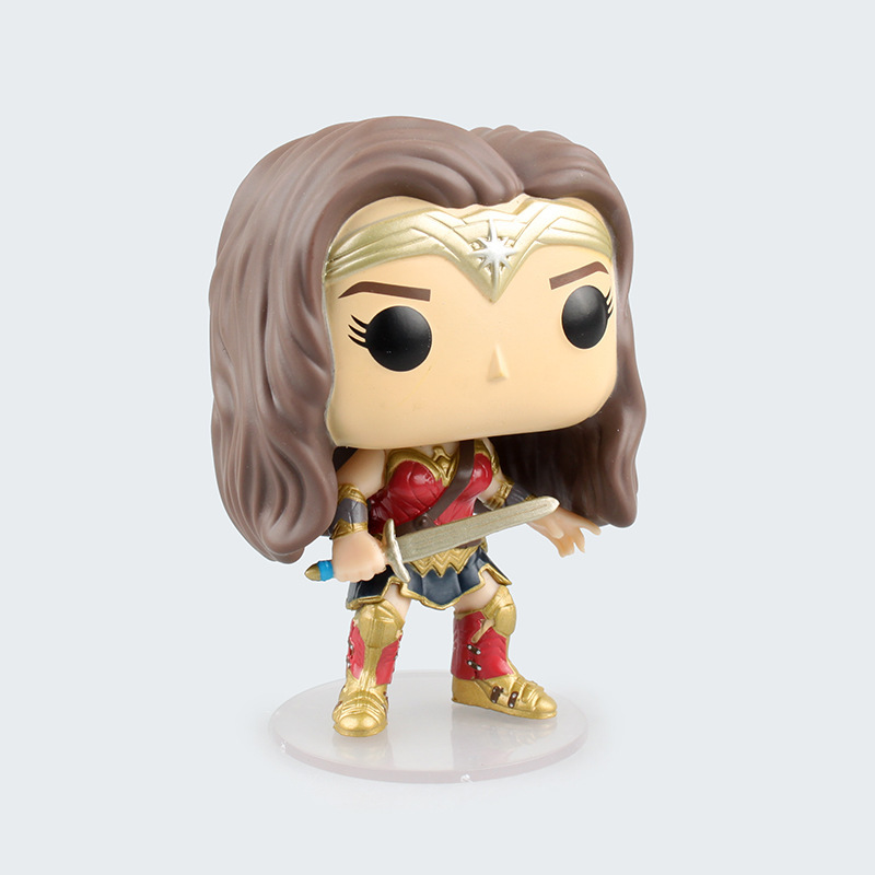 Супер герой Wonderwoman игрушка Wonder Woman фигурку игрушки