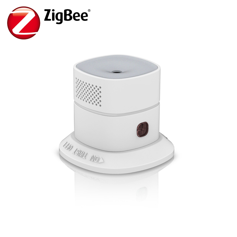 Drahtlose Zigbee Smart Carbon kohlenmonoxid-alarm Sensor CO detektor Form Smart Home Automation