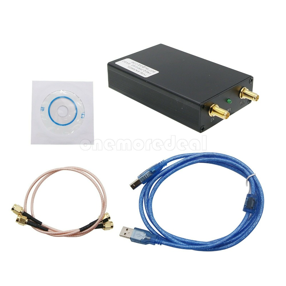 35 M 4,4G 1 K USB SMA generador de fuente de señal analizador de espectro Simple SAG4400L-in Accesorios de auriculares from Productos electrónicos on AliExpress - 11.11_Double 11_Singles' Day 1