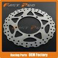 Front Brake Disc Rotor For Kawasaki Ninja 250 SL EX250 Z250 Z300 2015 Ninja 300 EX300 ABS 13 14  15 Motorcycle Street Bike
