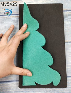 Image 5 - christmas tree  muyu cutting die   new wooden mould cutting dies for scrapbooking Thickness 15.8mm MY5429
