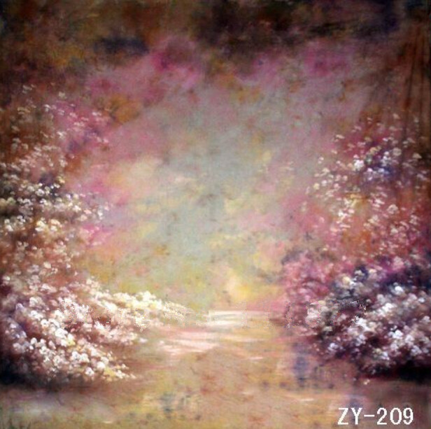 New arrival 3m*6m Hand painted Muslin scenic  wedding Backdrop ZY-209 ,photo studio props baby ,photography studio backdrop 3m 6m hand painted muslin scenic backdrop fc023 toile de fond studio photo photo studio props baby photography studio backdrop