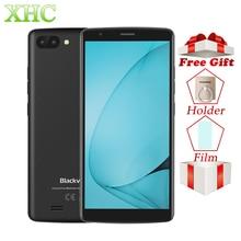 WCDMA 3G Blackview A20 5.5 inch Full Screen Mobiele Telefoons 1 GB RAM 8 GB ROM Android MTK6580 Quad core 5.0MP Dual SIM Smartphones