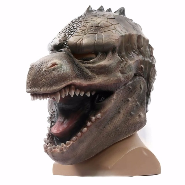 Coslive Godzilla Mask Godzilla Cosplay Props Costume For Adult 1
