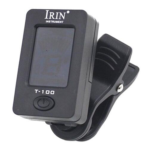 IRIN 360 Degree Rotate Digital Chromatic Bass Ukelele Electronic Guitar Tuners