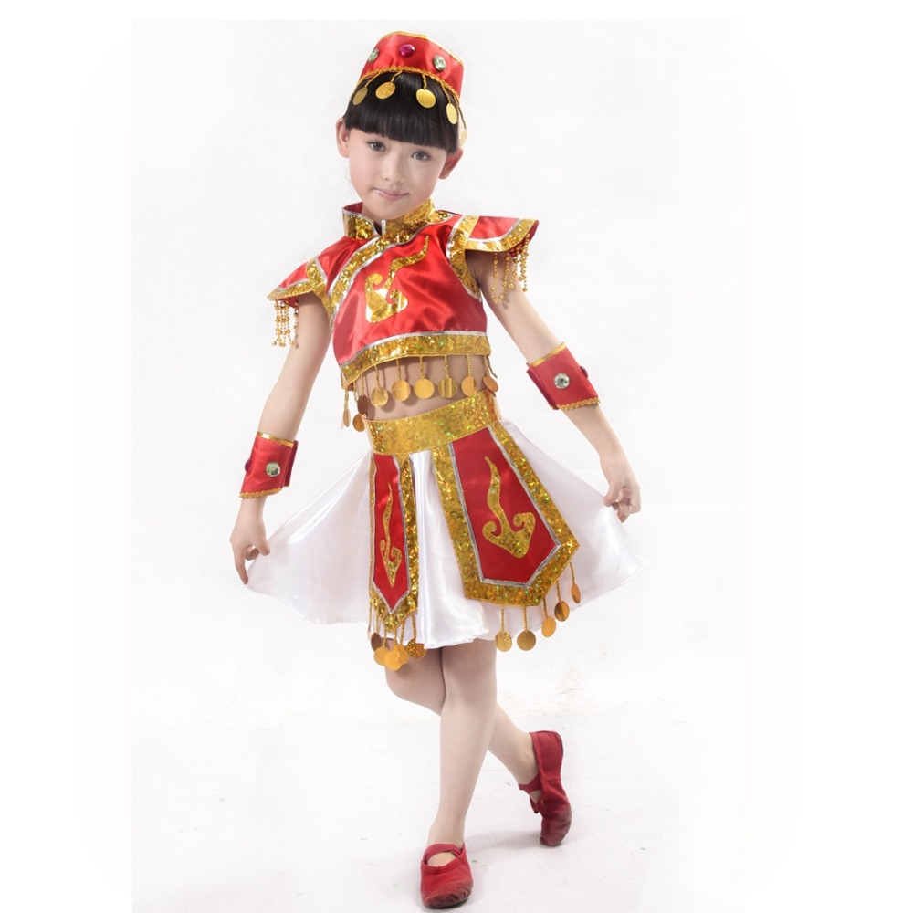 الأطفال قاعة ازياء العرقية المنغولية - منتجات جديدة