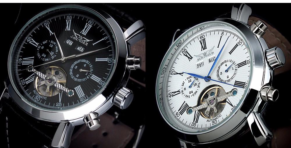 HTB1p2.lNpXXXXbCaXXXq6xXFXXXT - JARAGAR Automatic Mechanical Watch for Men