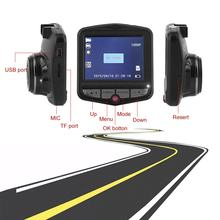"2.4"" HD LCD Car Vehicle Blackbox DVR Cam Camera Video Recorder Vehicle Parking Video Registrator Camera Recorder Black Hot(China)"