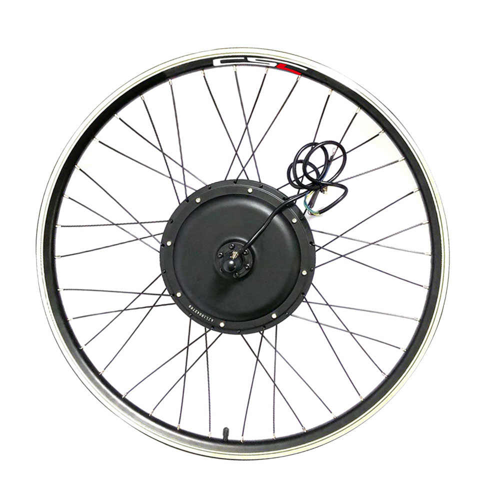 """E-bike Single Wheel No Tire and Tube Electric Mountain Bicycle 20"""" 24"""" 26"""" 27.5"""" 28"""" 29"""" 700C Front Wheel Rear Wheel Replacement"""