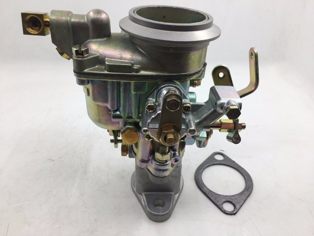 Solex stlye Carburetor Fits Jeep Willys CJ3B CJ5 CJ6 134 ci F Head 17701 02 1