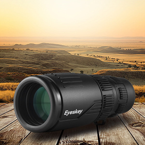 Image 2 - Eyeskey Zoom 8 24x42 Compact and Portable Monocular Waterproof Bak4 Prism Telescope Monoculars for Camping Hungting