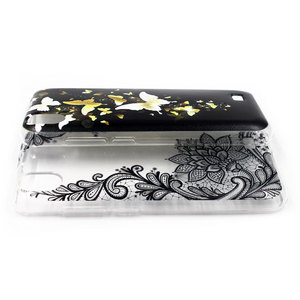 Image 4 - Cool Pattern Case For Prestigio Wize Q3 PSP3471 DUO Case Cover Clear Soft Silicone Phone Cover For Prestigio Wize Q3 Cover Cases