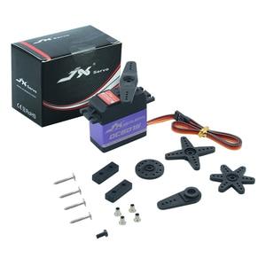 Image 2 - JX DC6015 Stall Torque 15kg Metal Gear Digital Servo Motor for RC Car Crawler Boat Airplane Robot Helicopter