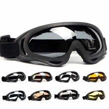 Поляризованные мотоциклетные очки UV400, ветрозащитные очки для велосипеда, велосипедные лыжные очки для мужчин и женщин, MTB, очки для верховой езды