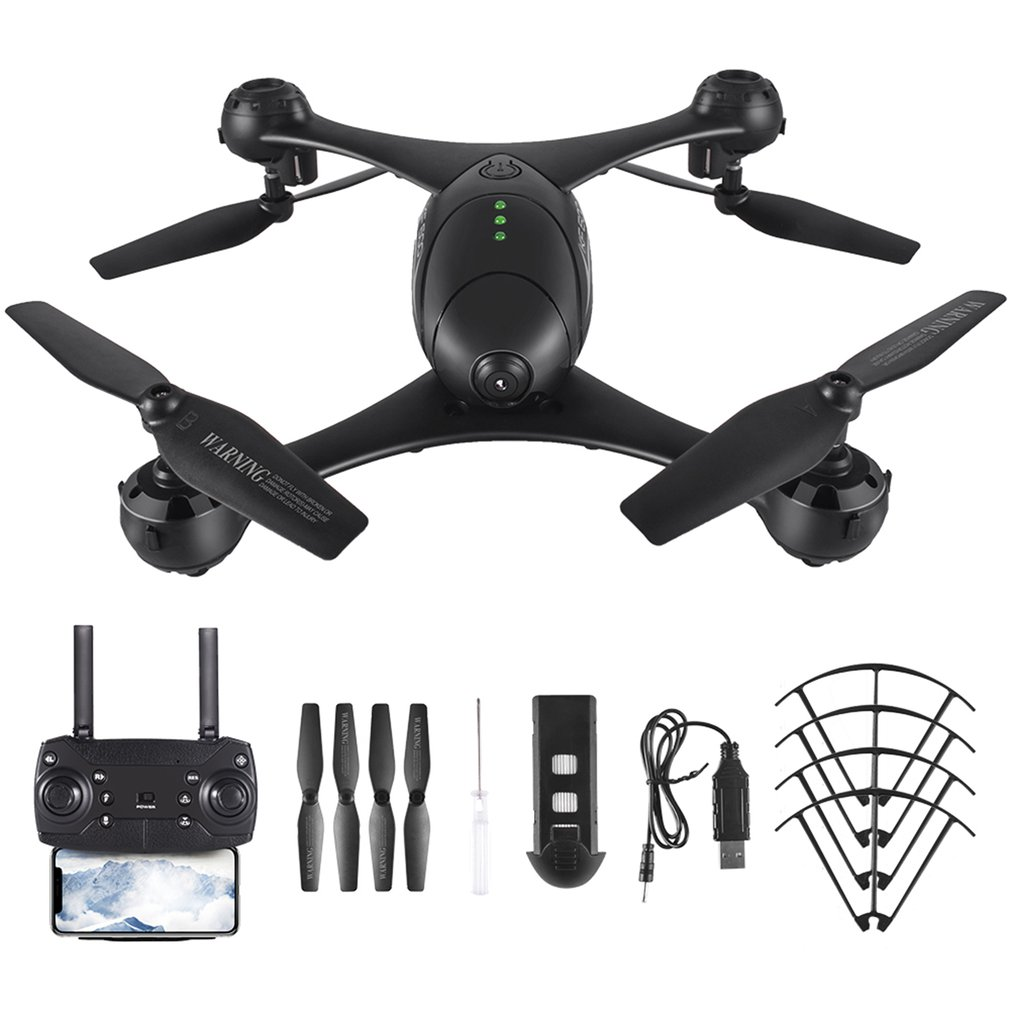 New! KF600 RC Quadcopter Drone 720P Camera 3D Flip Headless Mode Gesture Auto-photo Altitude Hold Optical Flow Positioning(China)