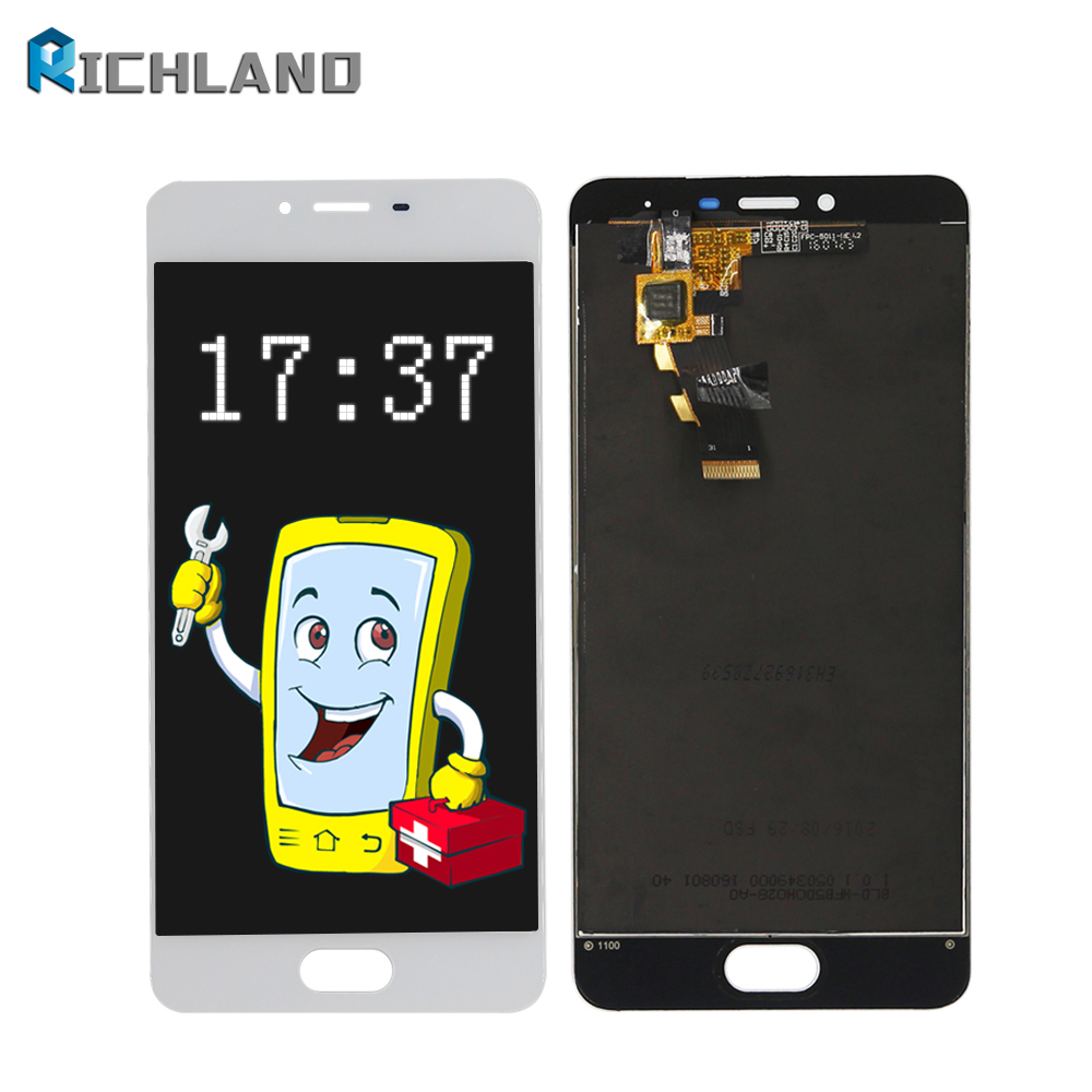 HD 5.0 LCD Screen For Meizu M3S Mini LCD Display Touch Screen Digitizer Glass Panel Assembly Replacement part for meizu m3 mini