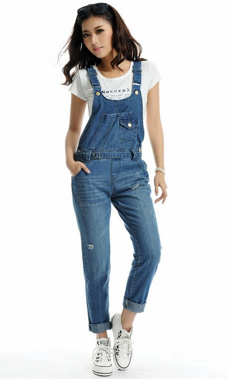 New Fashion women's jeans,Plus size Ladies' overalls trousers hole casual denim suspenders pants jumpsuit Free shipping 1367