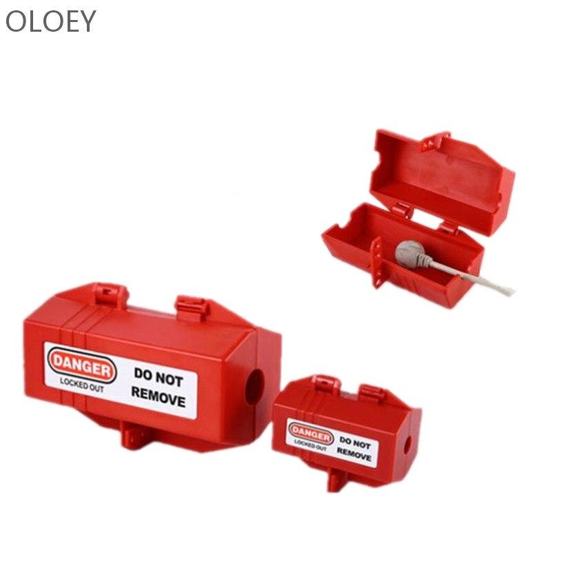 Each One Industrial Electrical Plug Lock Home Appliances Lock Washing Machine Air Conditioning Plug Lock Box