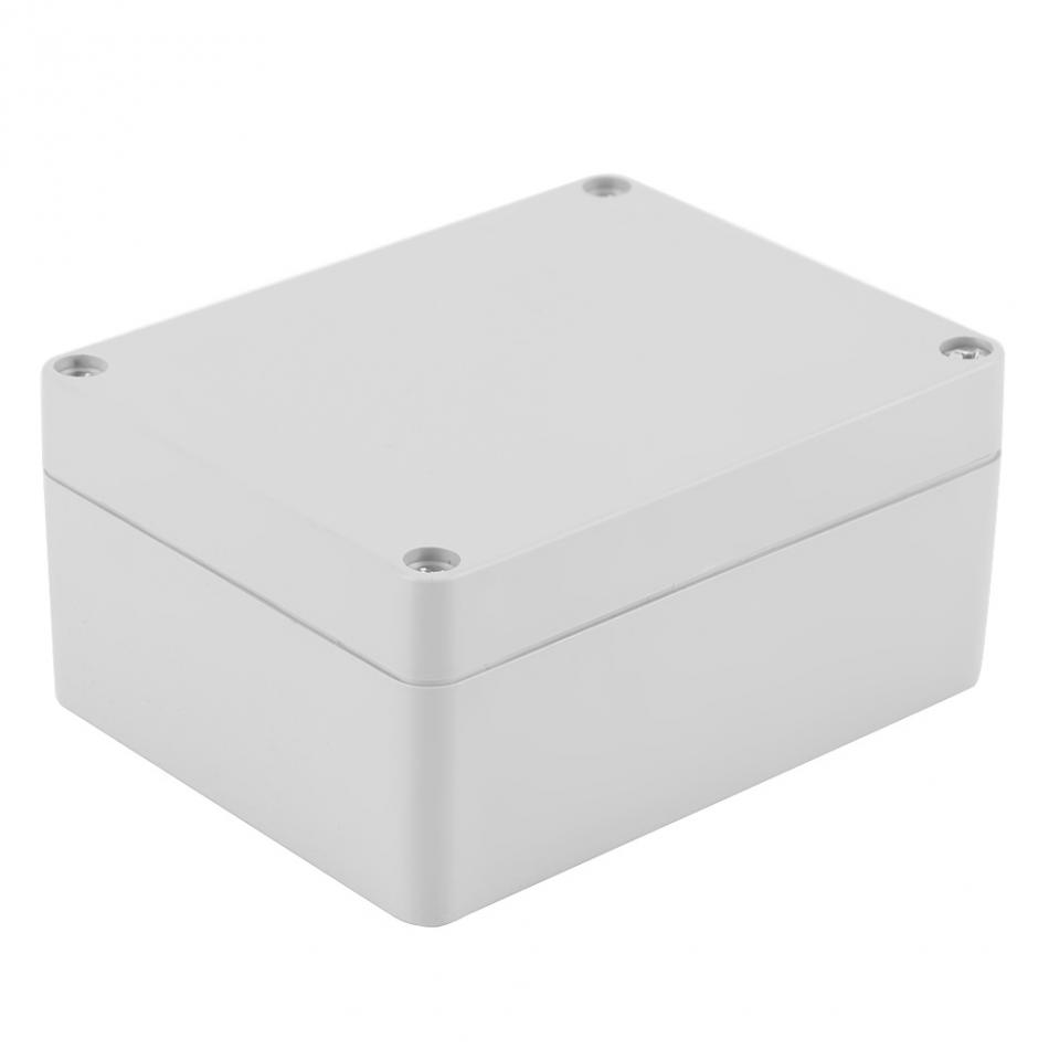 Objective Waterproof Ip65 Plastic Enclosure Box Electronic Project Instrument Case Outdoor Junction Box Housing Diy For Fast Shipping Lighting Accessories Back To Search Resultslights & Lighting