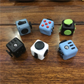 Mini Magic Cubes 9 Colors Original Fidget Cube Desk Toy Fidget Cube Anti Irritability Toy Magic Cube Funny Christmas gift 887551
