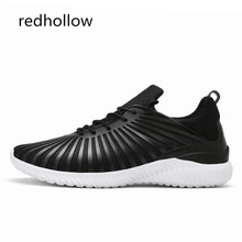 цена на Men Casual Shoes Fashion  Mesh Breathable Summer Autumn Shoes Light Comfortable Men's Footwear Versatile Shoes Plus Size 36-44