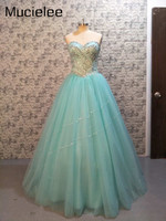 Vestidos De 15 Anos Debutante Gown Cinderella Princess Cheap Mint Quinceanera Gowns Sweet 16 Quinceanera Dress