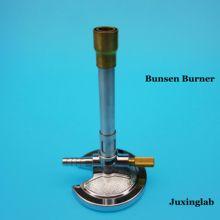 Лабораторная газовая горелка Bunsen, газовая горелка из сплава, латунная горелка-одиночная лабораторная горелка bunsen, портативная горелка