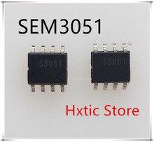 NEW 10PCS/LOT S3051 SEM3051 SOP8